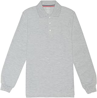 Best grey polo shirt long sleeve Reviews