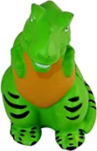 Tom David Lewis T-Rex Dinosaur Shaped Stress Relief Toy, Squeezable Foam.