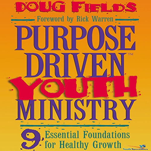 Purpose Driven® Youth Ministry cover art