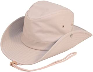 CASCO Safari Beige Cappello Fancy Dress Accessorio Adulto