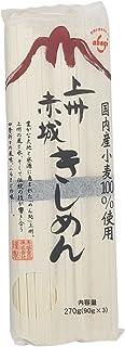 La pasta de trigo sarraceno Joshu Soba portadores de akagi 270 g de Japón - Pack de 3 uds
