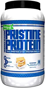 VPX Zero Carb Pristine Protein – 100% Whey Protein Isolate – S'Mores, 2 Lbs.