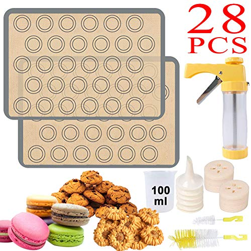 automatic cookie press - 8