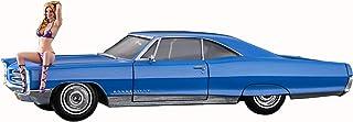 ハセガワ 1/24 1966 アメリカン クーペ タイプP w/ブロンドガールズフィギュア プラモデル SP424