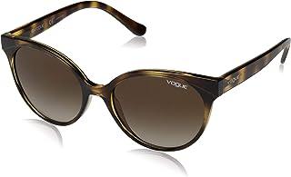 d8bafad5c3 Vogue 0VO5246S Gafas de sol, Dark Havana, 53 para Mujer