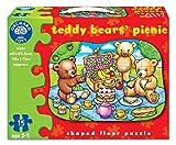 Orchard Toys Teddy Bears' Picnic - Puzzle de suelo (15 piezas), diseño de osos de picnic