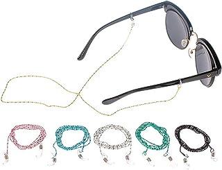 010e4bb3d Soleebee Correa de Gafas de Sol Cadena de Anteojos Cadena de Gafas de Sol  Soporte de