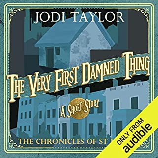 The Very First Damned Thing audiobook cover art
