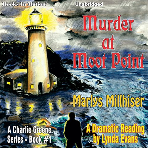 Murder at Moot Point audiobook cover art