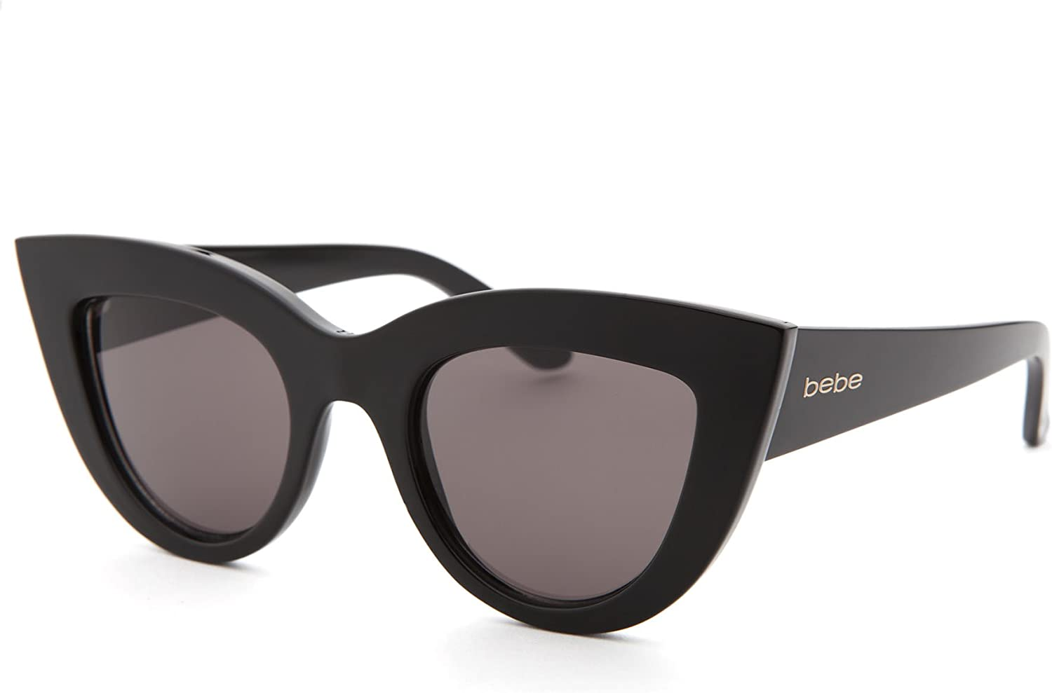 Bebe sunglasses Women's Impulse Cat Eye BB7107 Black