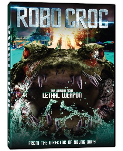 Robocroc [DVD] [Region 1] [NTSC] [US Import]