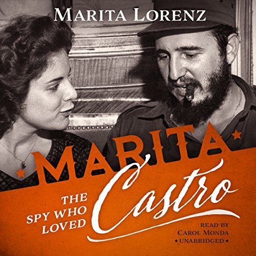 Marita audiobook cover art