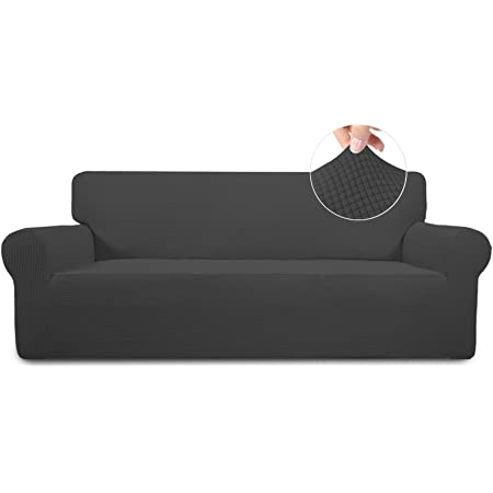 High Quality Stretch Slipcover Couch Sofa Cover Furniture Protector Soft Elastic