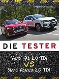 Die Tester: Audi Q2 2.0 TDI vs Seat Ateca 2.0 TDI