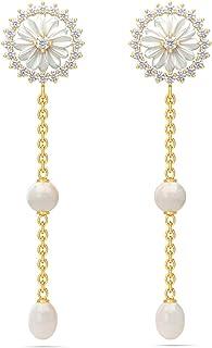 Joyalukkas 22KT Yellow Gold Drop Earrings for Girls