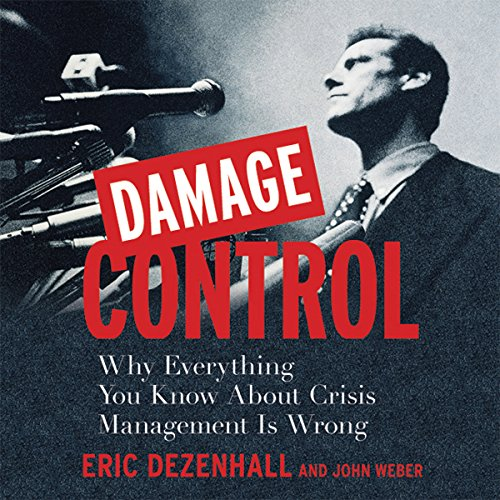 Damage Control Audiobook By Eric Dezenhall, John Weber cover art