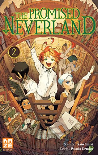 The Promised Neverland T02