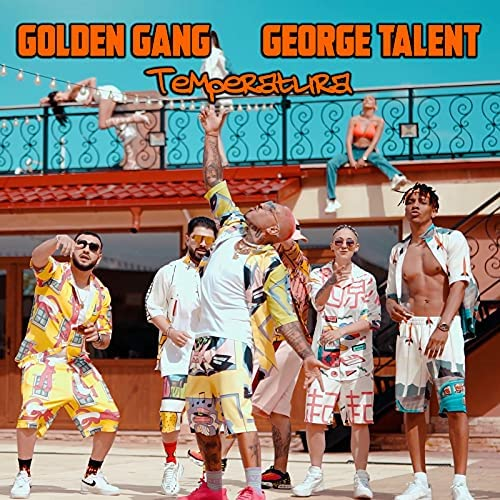 Golden Gang & George Talent