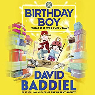 Birthday Boy                   By:                                                                                                                                 David Baddiel                               Narrated by:                                                                                                                                 David Baddiel                      Length: 4 hrs and 5 mins     184 ratings     Overall 4.5