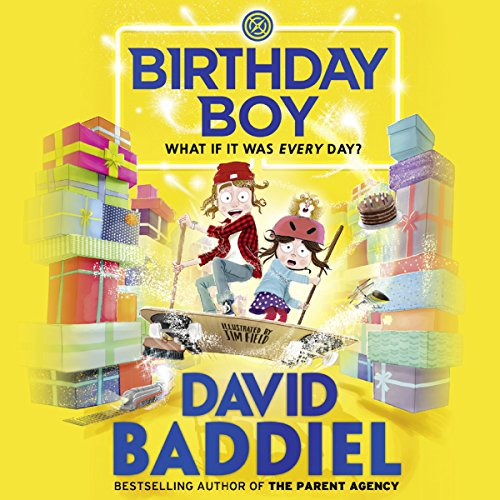 Birthday Boy audiobook cover art