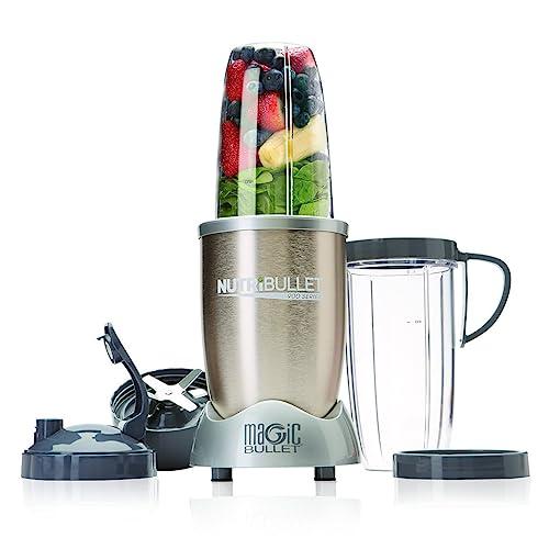 NutriBullet PRO 900 Series Nutrient Extractor, Blender & Mixer (9 Piece Set)