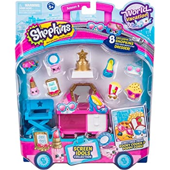 Shopkins Season 8 America Themed Pack Hollywo | Shopkin.Toys - Image 1