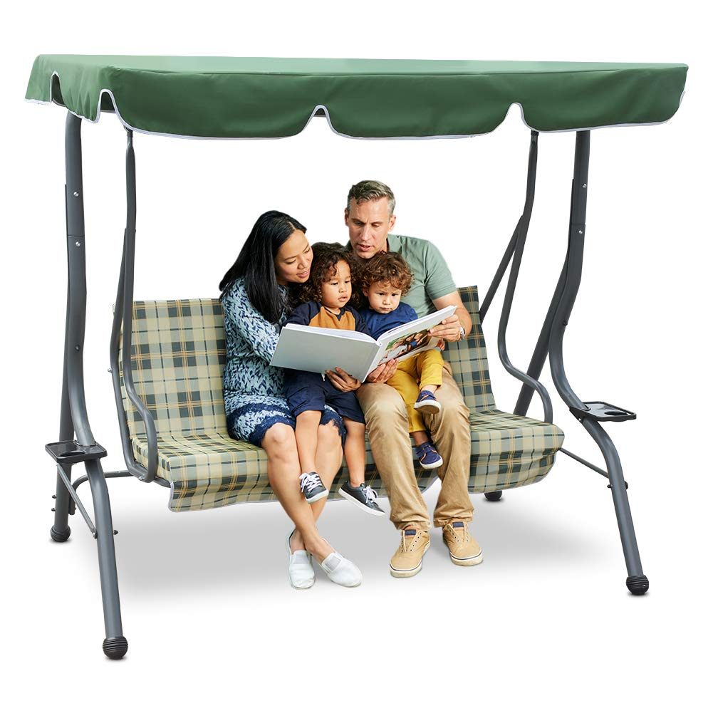 Zupapa 3 Person Adjustable Cushioned Protection