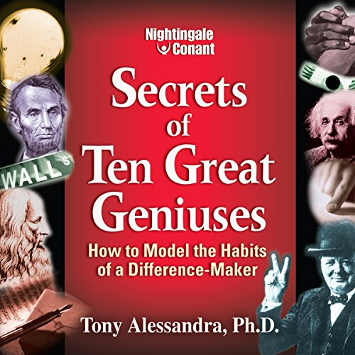 The Secrets of Ten Great Geniuses audiobook cover art