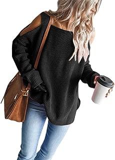 Best cold shoulder sweater Reviews