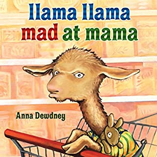 Llama Llama Mad at Mama cover art