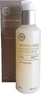 The Face Shop Mango Seed Silk Moisturizing Toner (150ml) / New Renewal