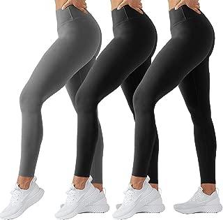 High Waisted Leggings for Women Girl Athletic Plus Size...