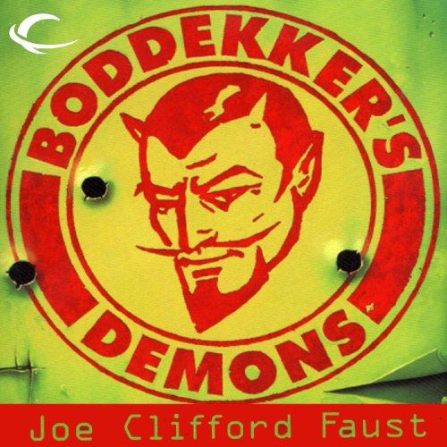 Boddekker's Demons audiobook cover art
