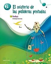 Antologia de Textos 6º Primaria (El misterio de las palabras pintadas) (Pixepolis) - 9788426387561