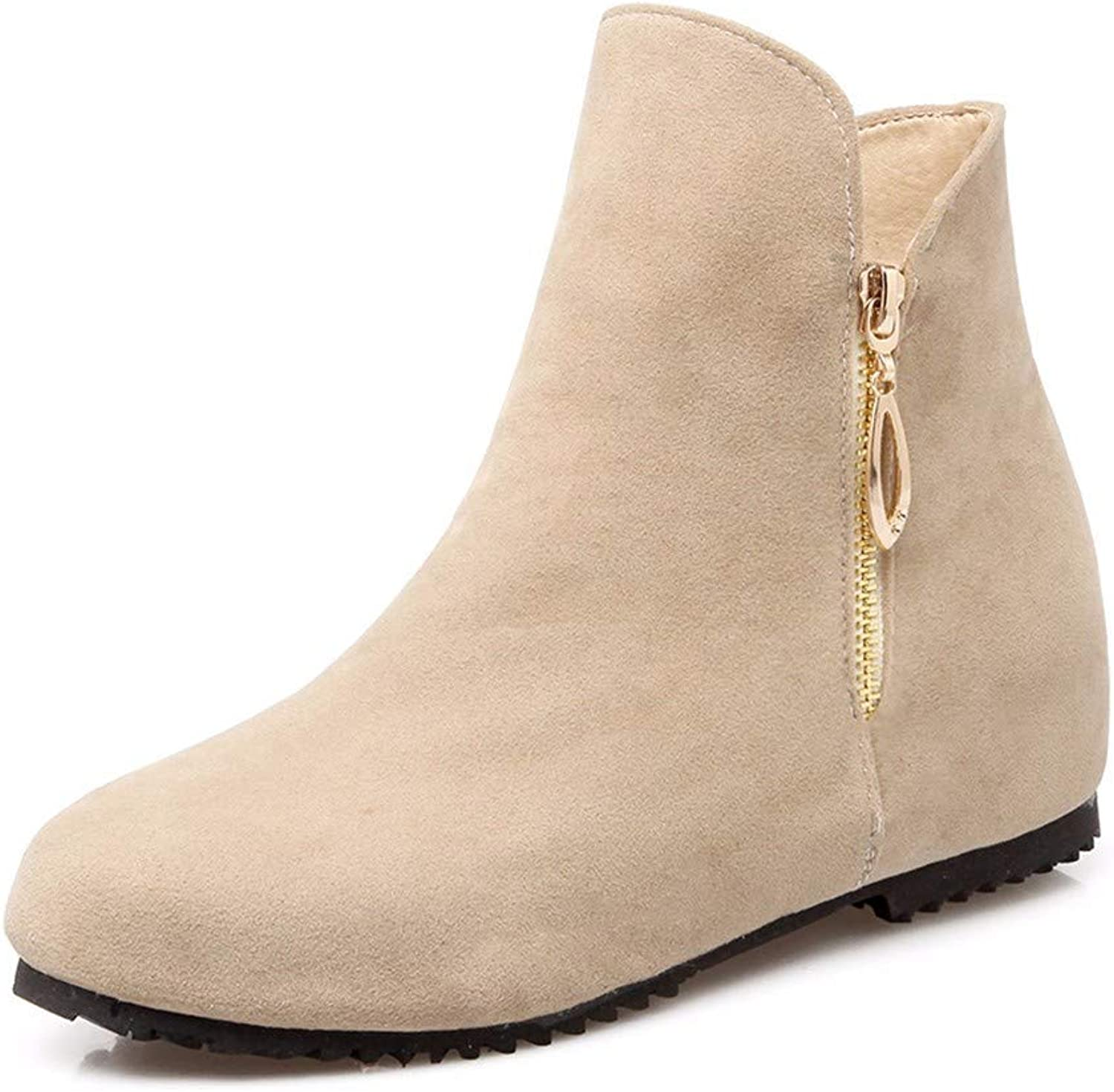 Winter Boots Suede Boots Size