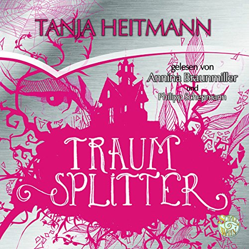 Traumsplitter audiobook cover art