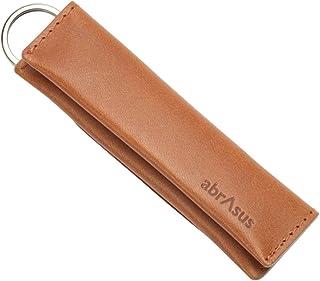 アブラサス (abrAsus) 小さい小銭入れ 最上級 ブッテーロ レザー エディション