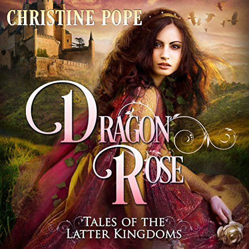Dragon Rose audiobook cover art