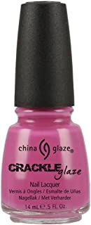 China Glaze Crackle Glaze Nail Polish - Broken Hearted - 0.5 oz