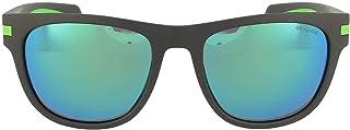 بولارويد نظارة شمسية للرجال ، عدسات رمادي ، PLD2065/S
