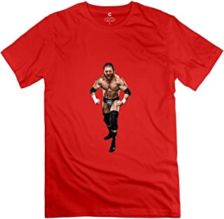 StaBe Man's WWE Triple H T-Shirt Unique Cool