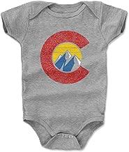 Colorado Baby Clothes & Onesie (3-24 Months) - Colorado Topography