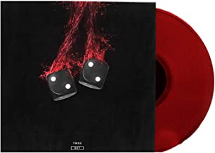 Twos - Exclusive Limited Edition Translucent Red Vinyl LP