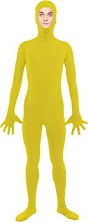 Lycra Spandex Open Face Full Bodysuit