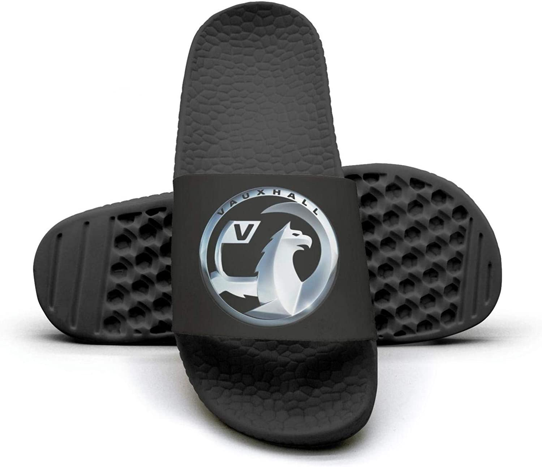 EIGKASL Printed Non-Slip Slipper Slide flip Flop Sandals Vauxhall-Logo-Symbol-Emblem-Summer Casual for Womens