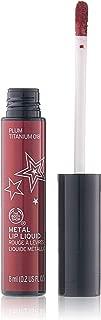 The Body Shop Matte Lip Liquid Metal, Plum Titanium, 0.2 Fluid Ounce