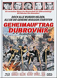 Geheimauftrag Dubrovnik - The Secret Invasion [Blu-Ray+DVD] - uncut - limitiertes Mediabook Cover D