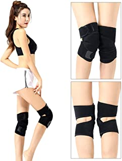 Ywoow ClearanceNew Self Heating Tourmaline Knee Pad Magnetic Therapy Knee Support Belt Brace