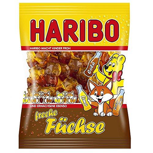 Haribo - Freche Füchse - 200g