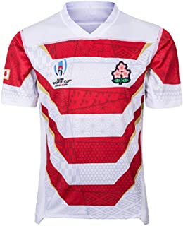 Shocly 2019 Weltmeisterschaft Rugby Jersey Rugby-Trikot Japa